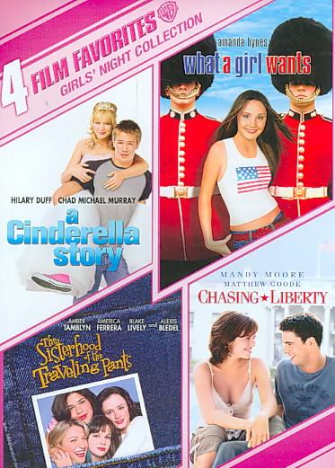 4 FILM FAVORITES:GIRLS NIGHT BY DUFF,HILARY (DVD)