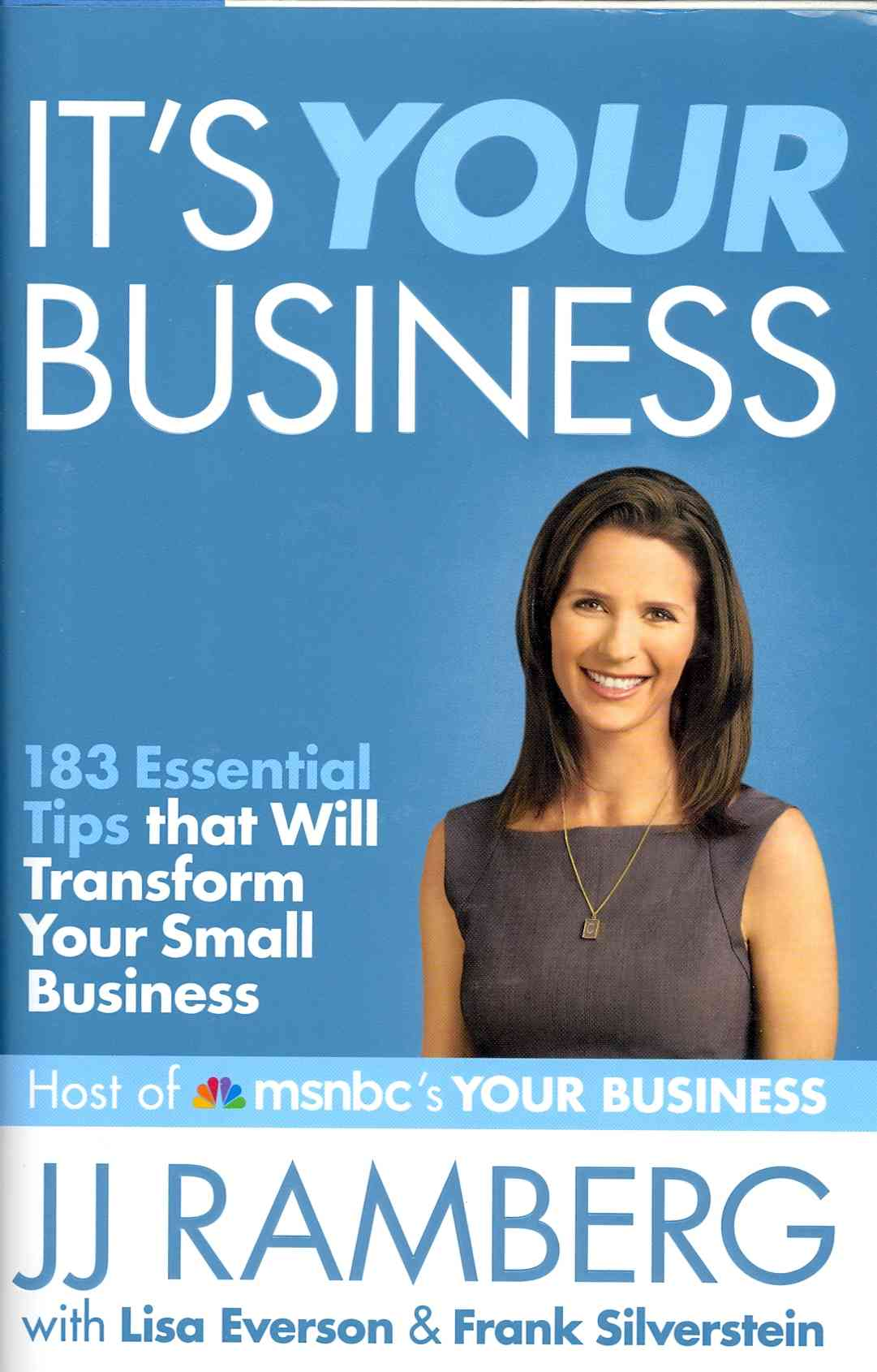 It's Your Business By Ramberg, J. J./ Silverstein, Frank/ Everson, Lisa